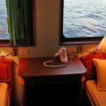 Cabin Twin share on Somboon liveaboard at Similan island