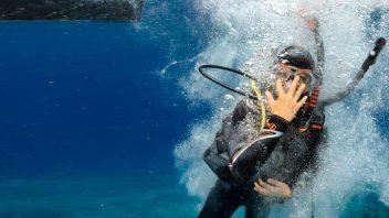 Diving course PADI Phuket