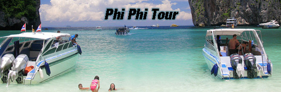 Phiphi tour snorkeling