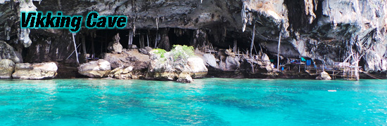 Vikking cave Phiphi island