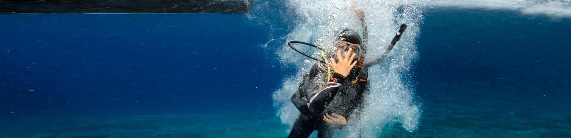 cours de plongée PADI phuket