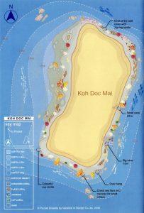 Koh Doc Mai site de plongée Phuket